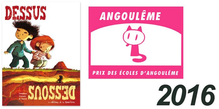 Dessus dessous Prix des Ecoles d'Angoulême