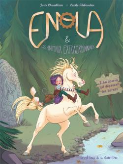 Enola et les animaux extraordinaires 2