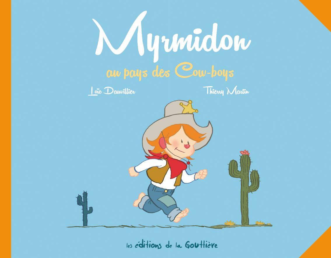 Myrmidon cowboy
