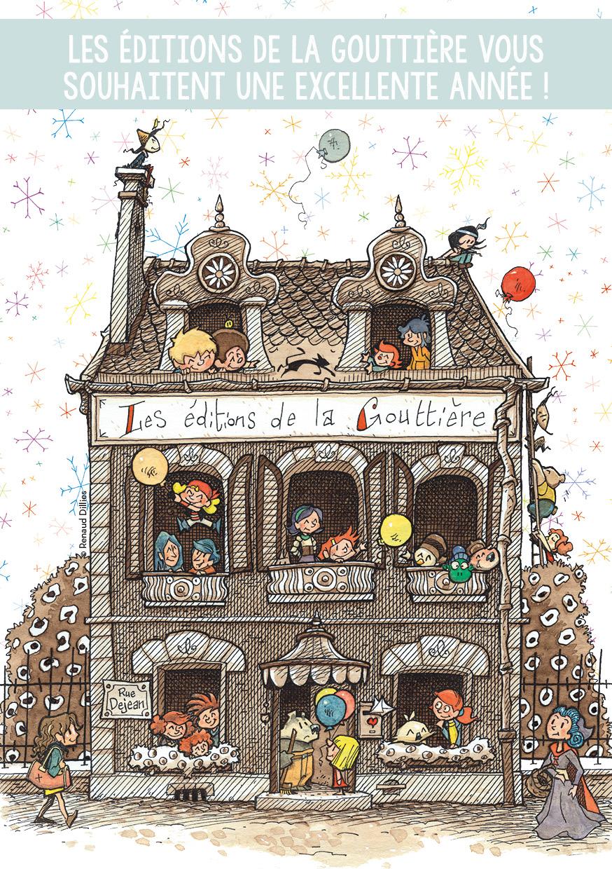 Bonne année maison Renaud