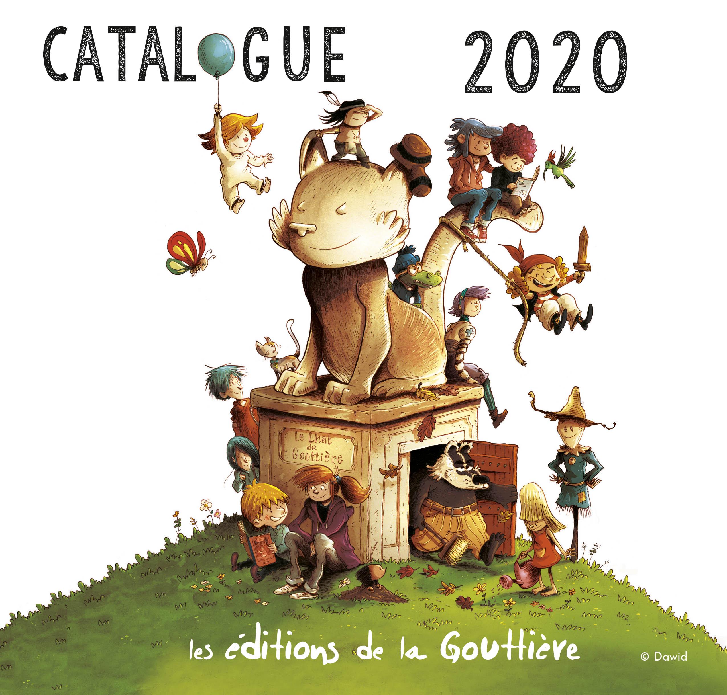 Notre catalogue 2020