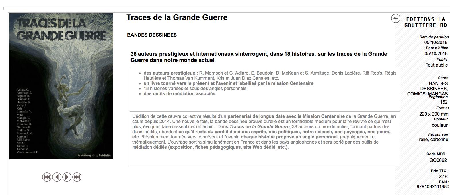 Traces_fiche article