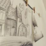 périmony crayonné