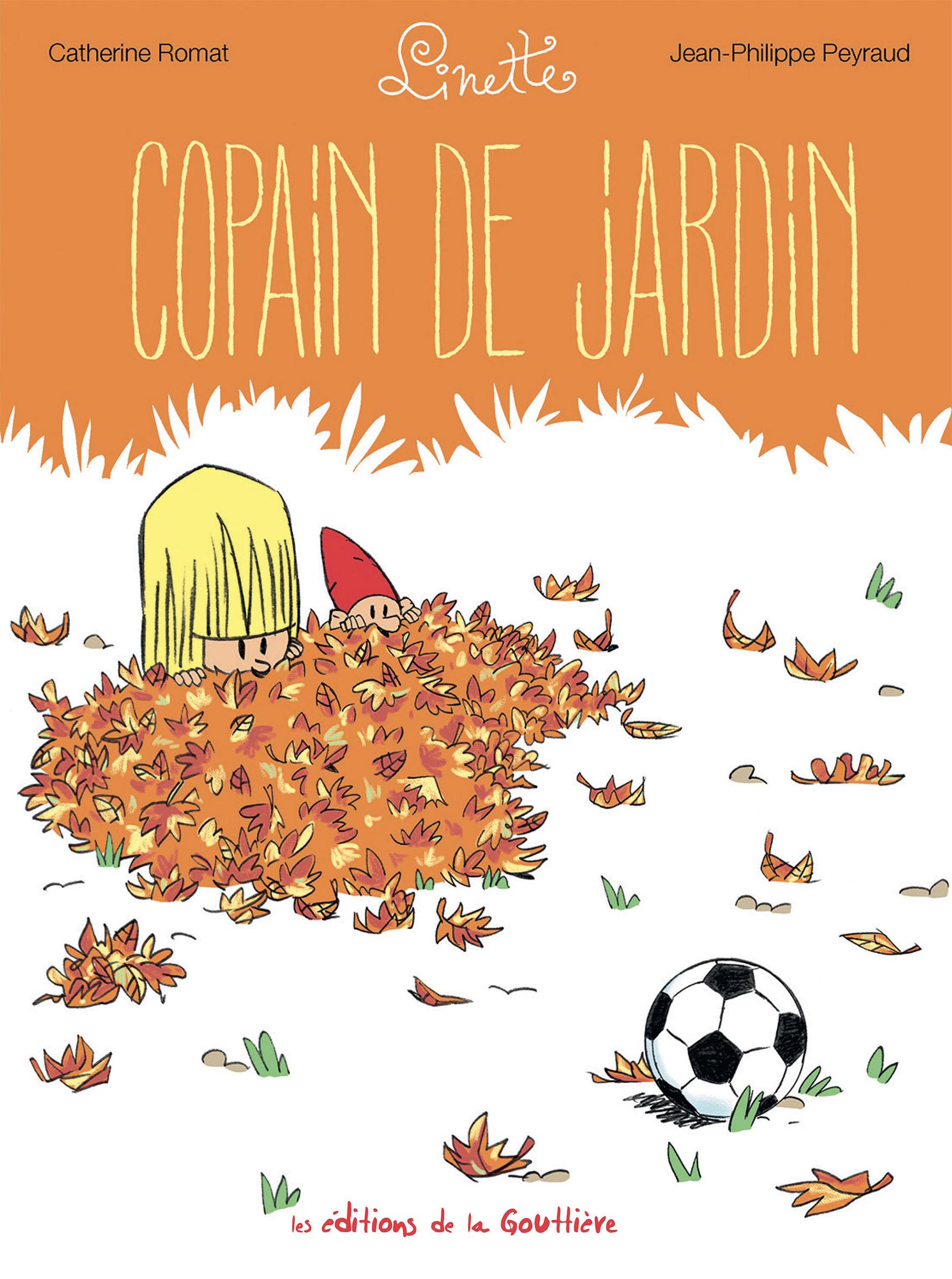 Nouveau tome de la série Linette, de Catherine Romat et Jean-Philippe Peyraud
